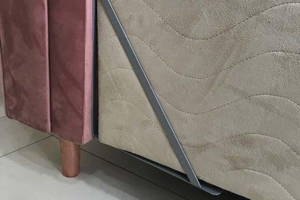 Cabeceira Casal 138 cm de Largura - Modelo Lavínia