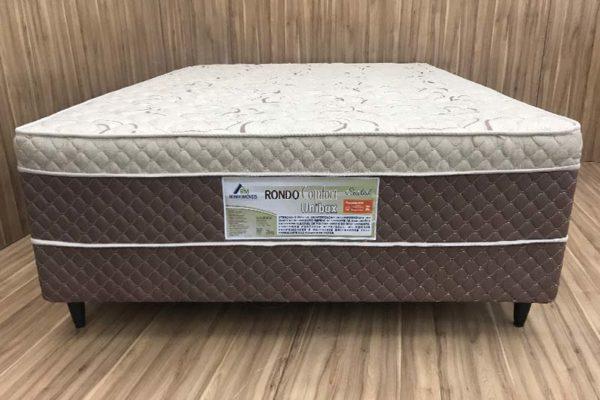 Conjugado Rondo Confort Unibox Casal - Rondomóveis